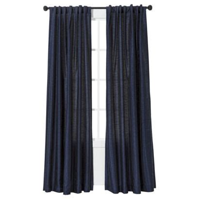 Blue Window Curtains Target by Threshold Faux Silk Window Panel 6 Panels For Navy Living