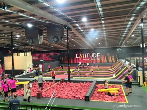 Latitude Adelaide Opening in Greenacres   Bounce, Climb, Fly, Play in this New Indoor Centre