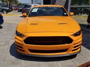 Orange Fury 2018 Saleen S302 Yellow Label Ford Mustang Fastback - MustangAttitude.com Photo Detail