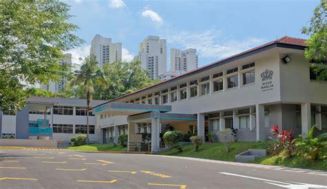 Dover Court International School Singapore  Nord Anglia