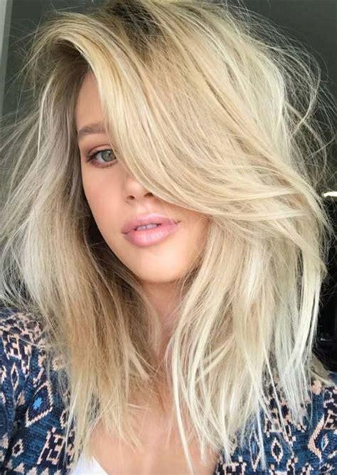 styling tips for shoulder length hair 51 medium hairstyles shoulder length haircuts for