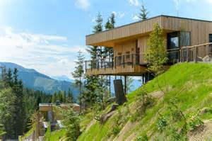 Beautiful Houses Built Into Hillsides by 15 Hillside Homes That How To Embrace The Landscape