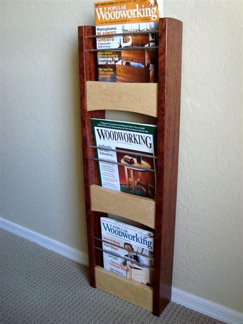 magazine rack wall 186 wall hanging magazine rack the wood whisperer