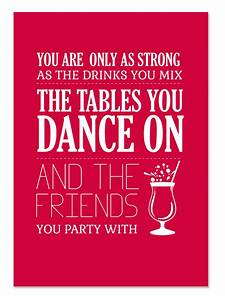66 All Time Bes... Friendship Booze Quotes