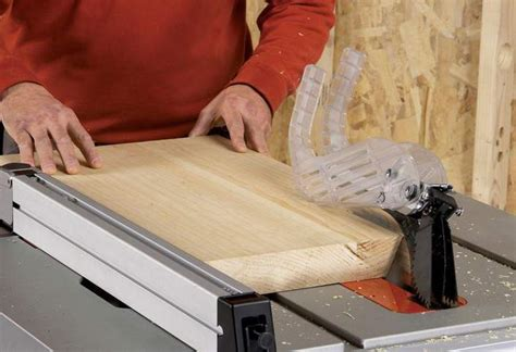 Project Guide Cutting And Ripping With A Miter Gauge At