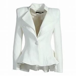 Womens White Blazer | eBay