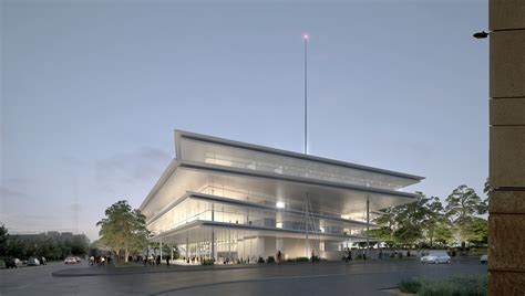 Gallery of Renzo Piano to Break Ground on Des Moines' Kum ...