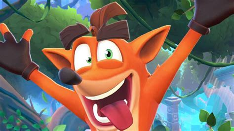 'crash Bandicoot Mobile From King And Activision Has Soft