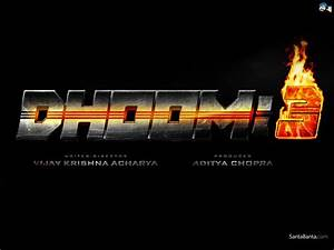 Dhoom 3 Movie Wallpaper #1