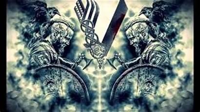 Vikings Ragnar Wallpapers Lodbrok Wardruna Kattegat Season