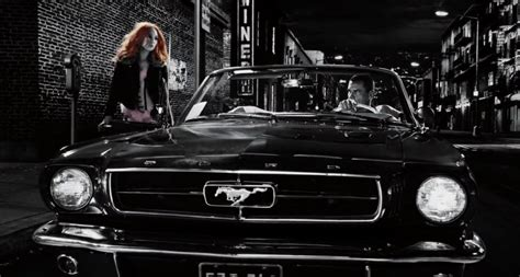 cars  sin city  dame  kill