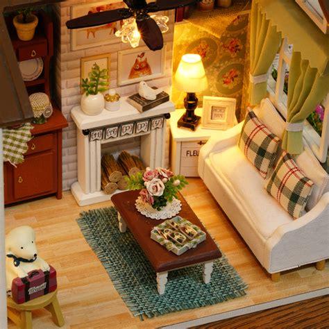 New Brand Handwork Furniture Miniature Diy Doll Houses
