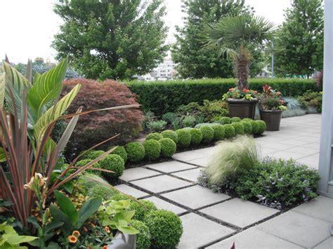 tropical landscape ideas modern tropical tropical landscape vancouver by glenna partridge garden design