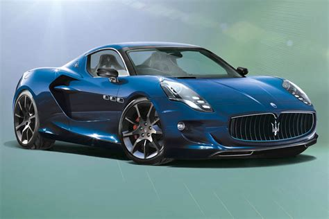 New Maserati Gransport Mid Engined V8 Supercar Porsche 911