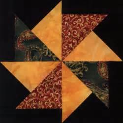 Pinwheel Quilt Block Pattern