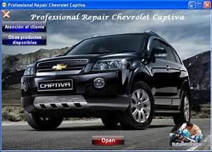Manual De Taller Chevrolet Captiva 2007