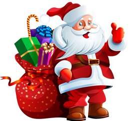 santa claus with big bag png clipart best web clipart