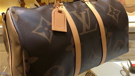 Giant Monogram Lv / Just A Little Update For You All