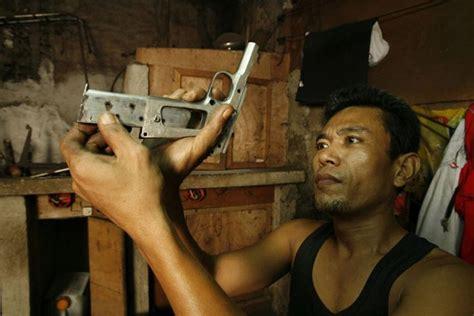 underground gun making industry  danao