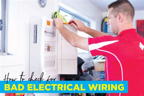 How Check For Bad Electrical Wiring Platinum Electricians