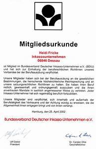 Inkasso Rechnung : willkommen bei inkassob ro heidi fricke inkasso fricke ~ Themetempest.com Abrechnung