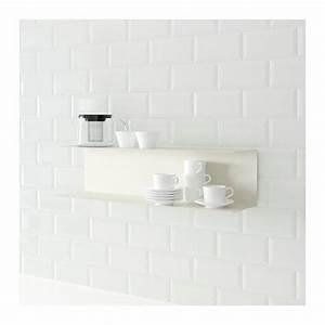 Wandregal Mit Beleuchtung Ikea : botkyrka wandregal wei ikea ~ Michelbontemps.com Haus und Dekorationen