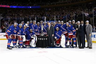 Rangers York Eastern Conference Stanley Cup Trophy