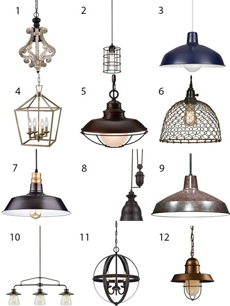 farmhouse kitchen pendant lights farmhouse pendant lighting fixtures farmhouse 1 light