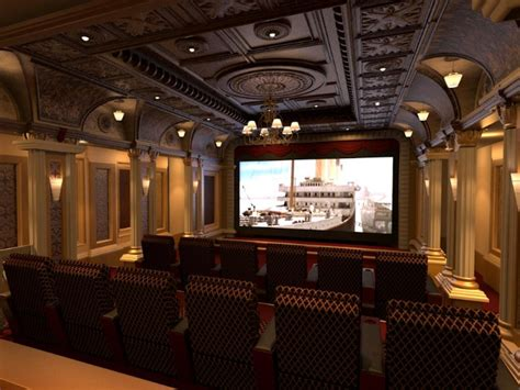 Home Theater Design Ideas Pictures, Tips & Options  Hgtv