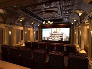 Building a Home Theater: Pictures, Options, Tips & Ideas