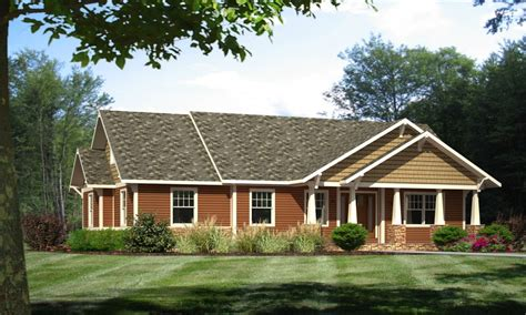 style ranch homes craftsman ranch style modular homes craftsman home plans
