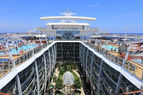 Itu2019s The Biggest Cruise Ship Ever Builtu2026 Hereu2019s Some Surprises Youu2019ll Find Onboard.