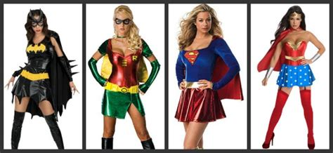 Womens Superhero Costumes Meningrey