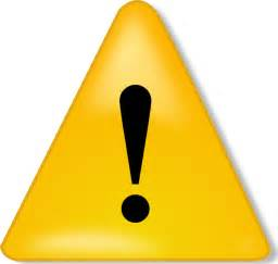 Warning Sign Clip Art Transparent