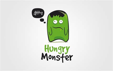 Hungry Monster  Random Pinterest