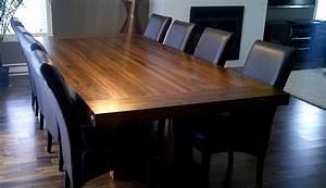Table De Cuisine En Bois : tables en bois signature dion signature st phane dion ~ Teatrodelosmanantiales.com Idées de Décoration