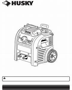 Husky Pressure Washer Hu80522 User Guide