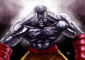 deviantART Colossus Marvel