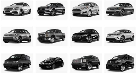 Rental Car Classification Codes Explained