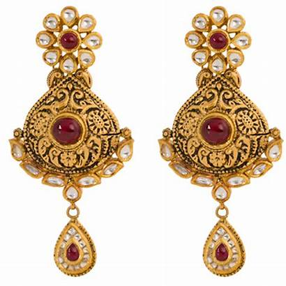 Jewellery Lalitha Gold Earrings Collections India South