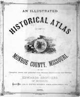 Monroe County 1... Atlas Monroe