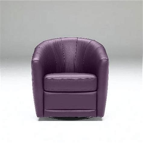 Natuzzi Leather Barrel Swivel Chair by Natuzzi Leather Chair Swivel Images