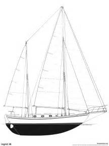 The Ingrid 38 Sailboat : Bluewaterboats org