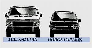 The Minivan Craze - How It All Began