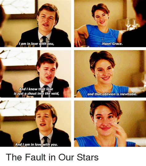The Fault In Our Stars Meme - 25 best memes about into the void into the void memes
