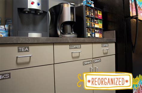 January Refresh Kitchen Cabinet Decal Labels