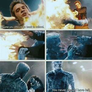 Iceman vs. Pyro. XMen the Last Stand. Tumblr. | MARVELous ...