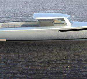 All New Patterson Boatworks Lucent 44 Yacht Tender