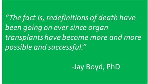 brain death  organ donation catholic stand