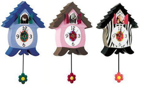 optimist modern cuckoo clocks